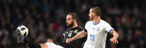 Argentina-Italia 2-0, il nuovo ct Di Biagio esordisce con una sconfitta