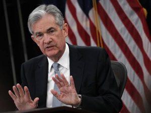 Fed, la prima stretta di Powell  Tassi Usa in rialzo all'1,75%