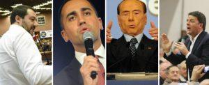 Quanto guadagnano i politici italiani? Tutti i redditi del 2017