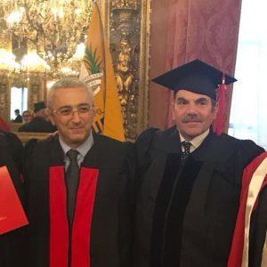 """Il Giudice di Pace Giuseppe Esposito Alaia inaugura:""""Il corso di formazione offerto da AUGE sarà mirato e utile agli operatori del settore"""""""