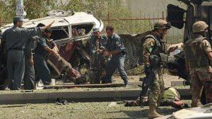 Afghanistan: attentato contro un centro elettorale a Kabul