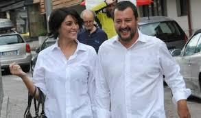 Elisa Isoardi e Matteo Salvini, vacanze di passione a Ischia