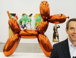Arte,incontro con Jeff Koons