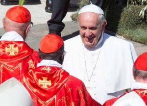 Papa Francesco accelera la riforma della Curia Romana