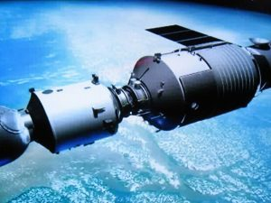 Tiangong-1, ipotesi caduta in Italia: il 2 aprile dalle 4:30 alle 9:30 del mattino
