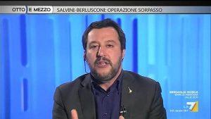 Lega-M5S, ultimi tentativi per un'intesa. Pressing di Salvini sul Quirinale