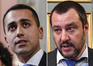 Governo, Salvini pronto a prendere i voti M5S al Sud