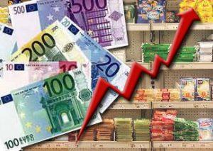 Frena l'inflazione ad aprile. Lo rileva l'Istat nelle stime preliminari