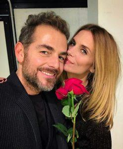 Daniele Bossari e Filippa Lagerback: disastro alla prima notte di nozze. La dolorosa confessione