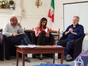 """Spoleto Festival Art to Napoli : con l'autore Giancarlo Vitagliano e il suo romanzo """"Milo,detective per amore"""""""