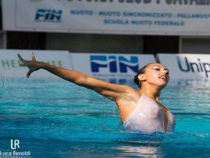 Noemi Carrozza morta in un incidente in motorino. L'atleta del nuoto sincronizzato aveva 20 anni