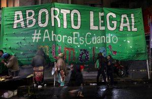 Argentina: primo sì per la legalizzazione dell'aborto