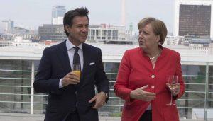 Conte: 'Mi ha chiamato Merkel, bozza Ue sarà accantonata'