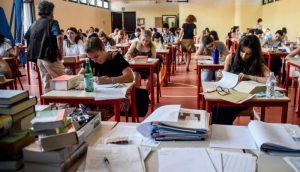 Maturità 2018:al via con la prova di italiano