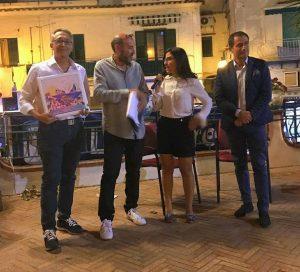 Il 22 luglio a Cetara la cerimonia di consegna dei Premi costadamalfilibri 2018 chiude la XII edizione di ..incostieraamalfitana.it Festa del Libro in Mediterraneo