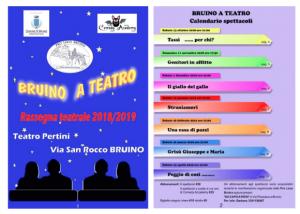 """1 DICEMBRE: AL TEATRO PERTINI DI BRUINO """"IL GIALLO DEL GALLO"""". REGIA GIAN CARLO FANTO'"""