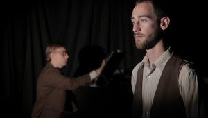 Produzione AT/Associazione Babele  presenta  THE CONDUCTOR  basato sul romanzo The Conductor di Sarah Quigley