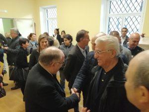 Caritas Salerno: Inaugurato il Centro diurno per senza fissa dimora