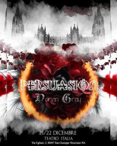 Persuasion, la sfilata evento che rievoca Dorian Gray