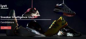 """In arrivo la """"Sneaker Intelligence Unit"""" by LYST: ecco di cosa si tratta"""