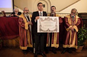 Successo per l'Accademia Tiberina e la consorella Unione della Legion d'Oro