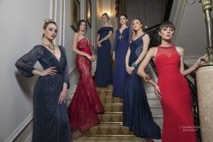 """Al Gran Gala delle Margherite La collezione couture di abiti da sposa di  """"Via della Spiga Milano"""""""
