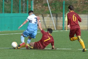 La doppietta di Agostinelli fa volare la Roma Under 17 alla prima dello Scopigno Cup. Testimonial il Mr Filippo Inzaghi