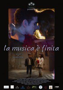 """""""La Musica è finita"""": il cortometraggio prodotto da AN.TRA.CINE srl proiettato al cinema Metropolitan di Napoli"""