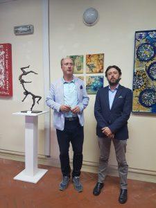 PER IL MENOTTI ART FESTIVAL 2019 UN PREMIO E CINQUE MOSTRE ARTISTICHE
