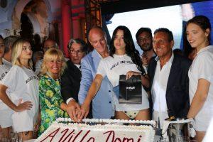 Grande successo a Villa Domi per il concorso internazionale di bellezza World Top Model