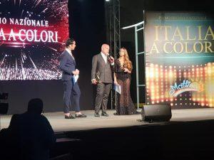 Il Maschio Angioino ospita la terza edizione del Premio Nazionale Italia a colori: tra gli ospiti premiati Roberto Fico
