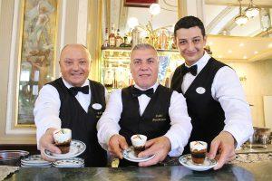 Il Gran Caffè Gambrinus presenta un dolce ed un caffè per le Universiadi di Napoli 2019