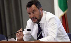 """Matteo Salvini si candida a correre da solo: """"dico basta ad un governo a colpi di """"NO"""""""