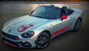 Per i 70 anni di Abarth e i 120 anni di Fiat nasce: Fiat 124 Spider Abarth