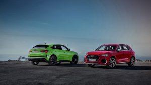 Audi RSQ3 e Audi RSQ3 Sportback: i primi due suv di taglia medio piccola