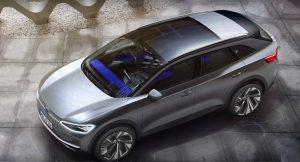"""Il primo suv elettrico """"Volkswagen ID.4"""" verrà presentato a febbraio 2020"""