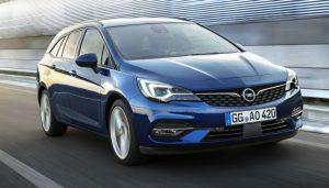L'Opel Astra è arrivata anche in Italia!