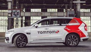 La casa Olandese TomTom presenta il suo primo prototipo