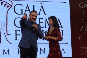 GALÀ DEL CINEMA E DELLA FICTION:LE GIOVANI DONNE, GRANDI PROTAGONISTE  DEL CINEMA E DELLA TV MADE IN CAMPANIA