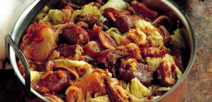 Ricetta Lombarda: Cassoeula di maiale e verze