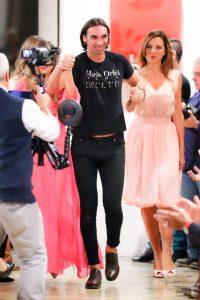 """Mario Orfei incendia la Capitale con """"The Gold Fashion in Rome 2020"""""""