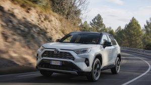 Toyota Rav4 ibrida plug-in: il 20 novembre sarà presentata a Los Angeles