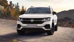 Il nuovo Suv sportivo targato Volkswagen Touareg Black Style