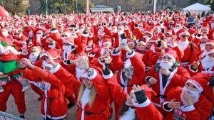 Ad Agropoli inizierà per la prima volta l'evento 'Babbo Runnig', si terrà l'8 dicembre.
