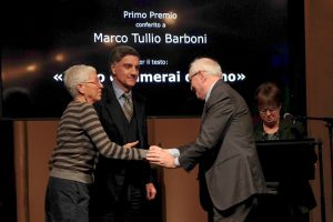 """""""… e lo chiamerai destino"""" premio vinto da Marco Tullio Barboni"""