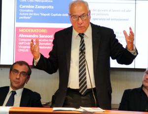 """La proposta di SeverinoNappi che piace al Partito Pensionati d'Europa: una """"social card sanitaria"""" peri cittadini campani"""
