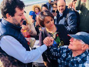 Matteo Salvini? sempre al servizio degli Italiani