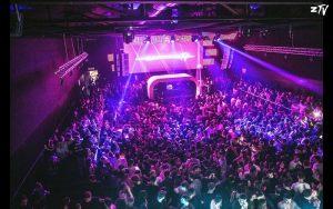 Inaugurazione Della Nuova Stagione Del 'Duel Club' Ad Agnano, Presenti Anche Lil Kaneki E Drast