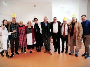 Napoli, la Compagnia teatrale A Squarciagola debutta con la commedia di Eduardo De Filippo all'Ospedale del Mare