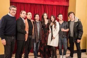 Napoli, Il Cyrano di Pazzaglia e Modugno ritorna in scena dopo 40 anni al Teatro Augusteo